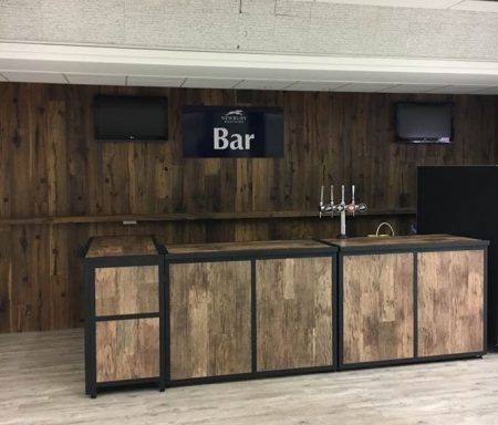 Portable Bar Barlock at newbury