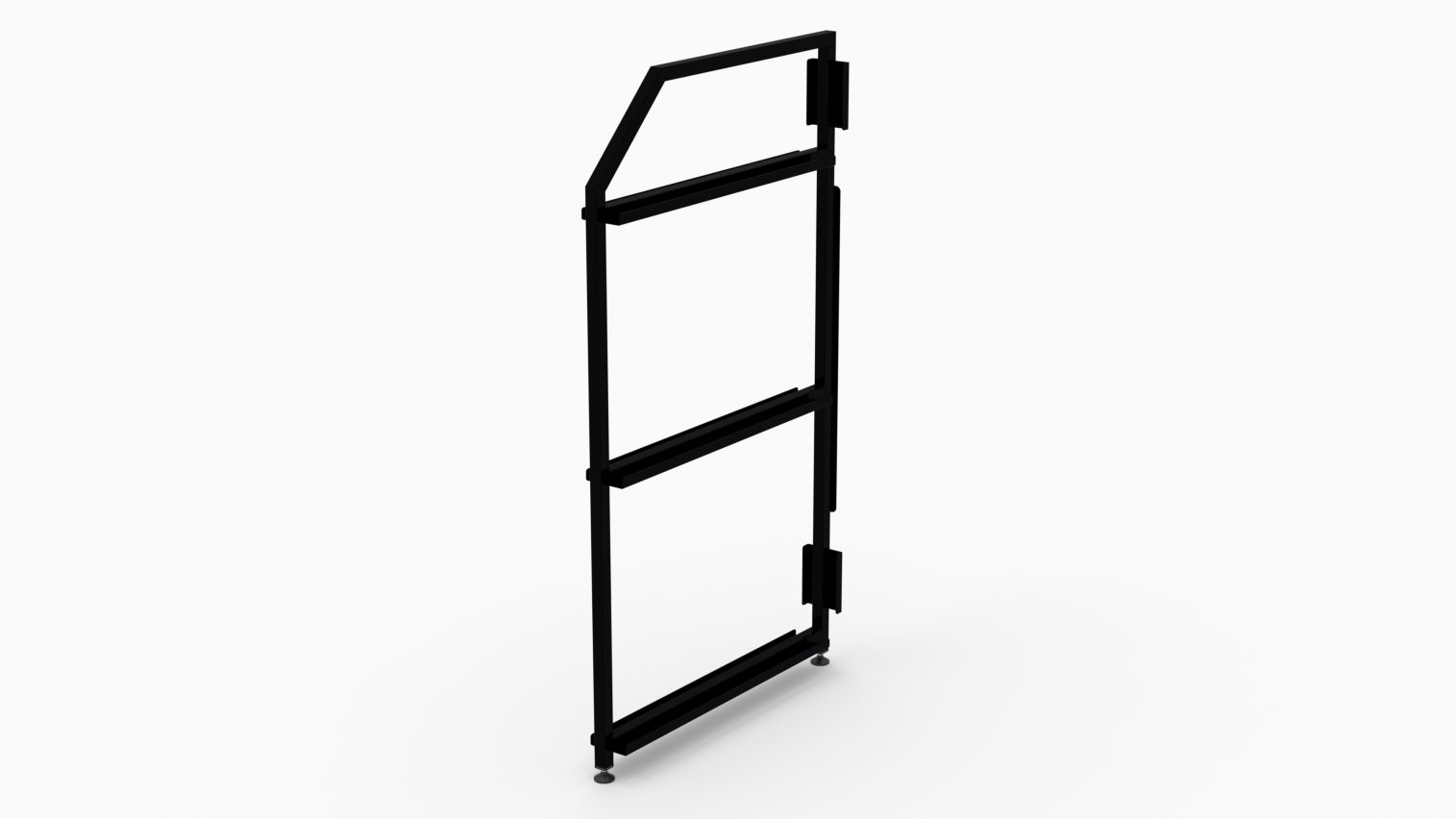 Barlok® Back Bar Lower Side Frame x 2