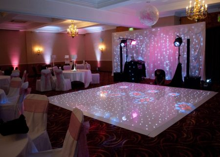 portable floor lights wedding cute