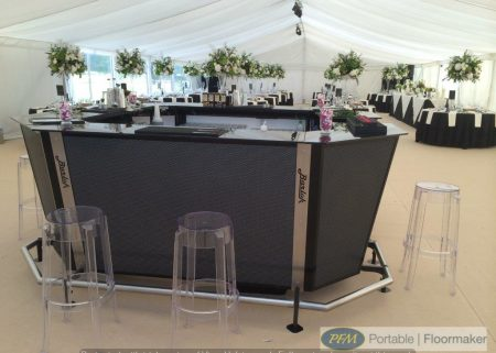 Portable Bar Barlock wedding