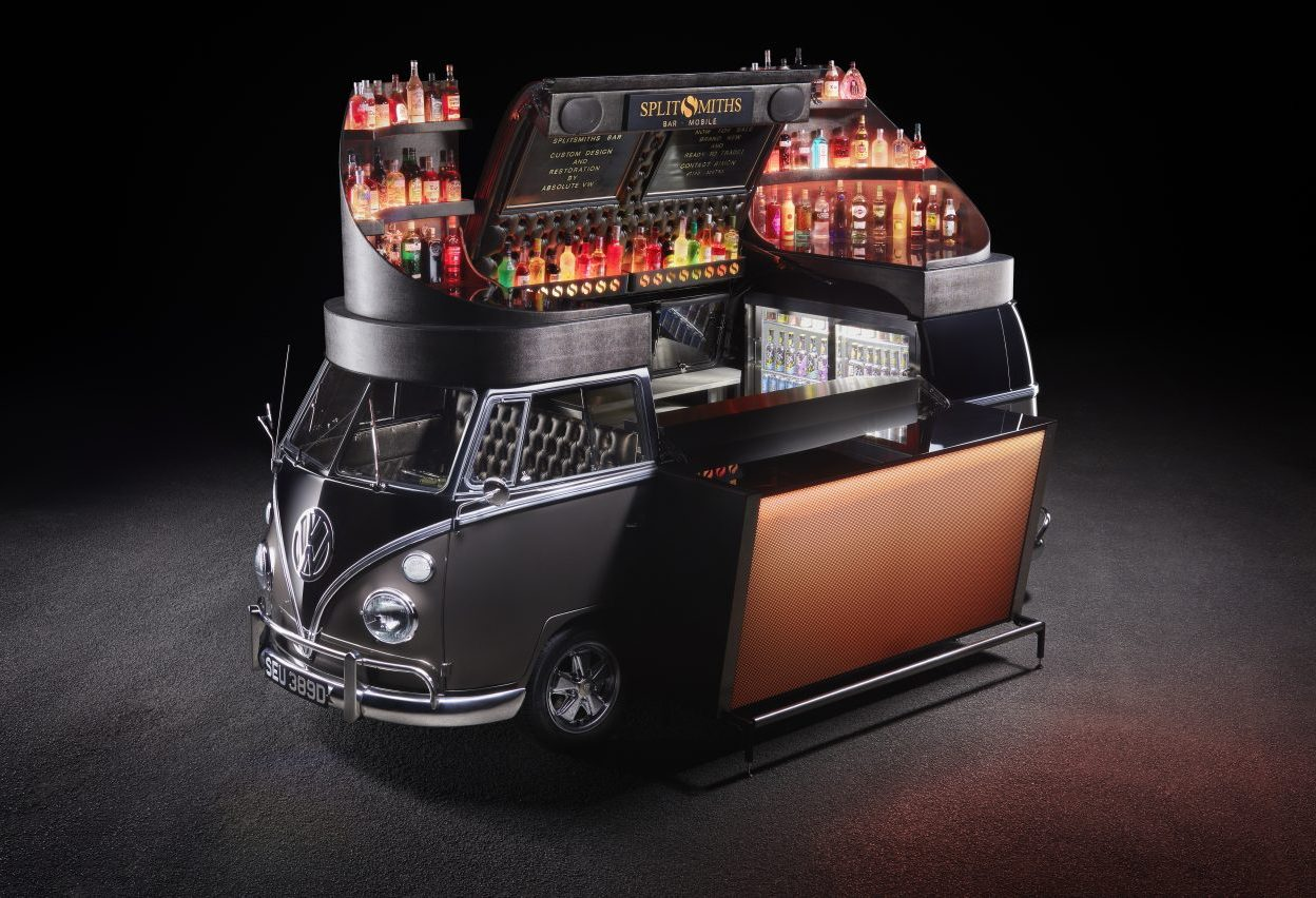 Barlok® Custom Made Mobile Bar LED System