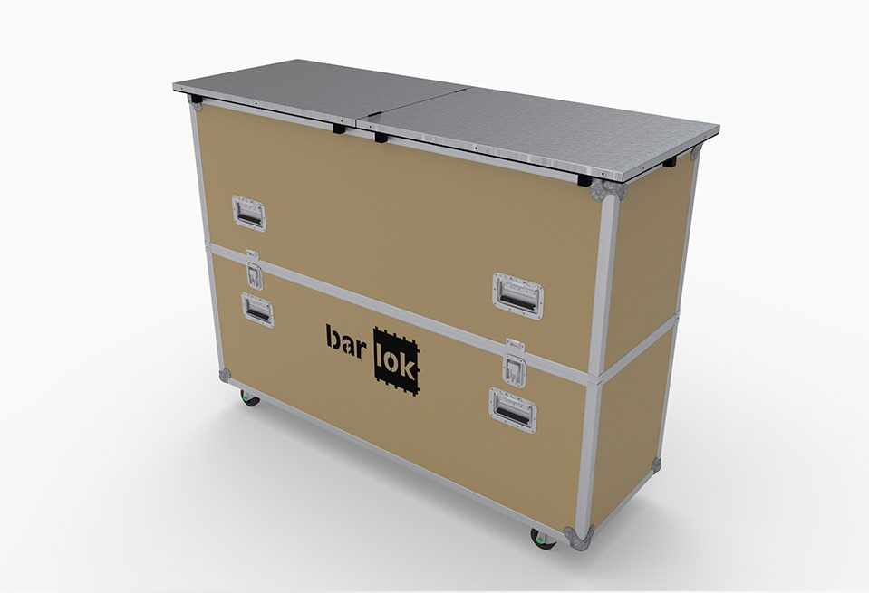 Barlok Flight Case