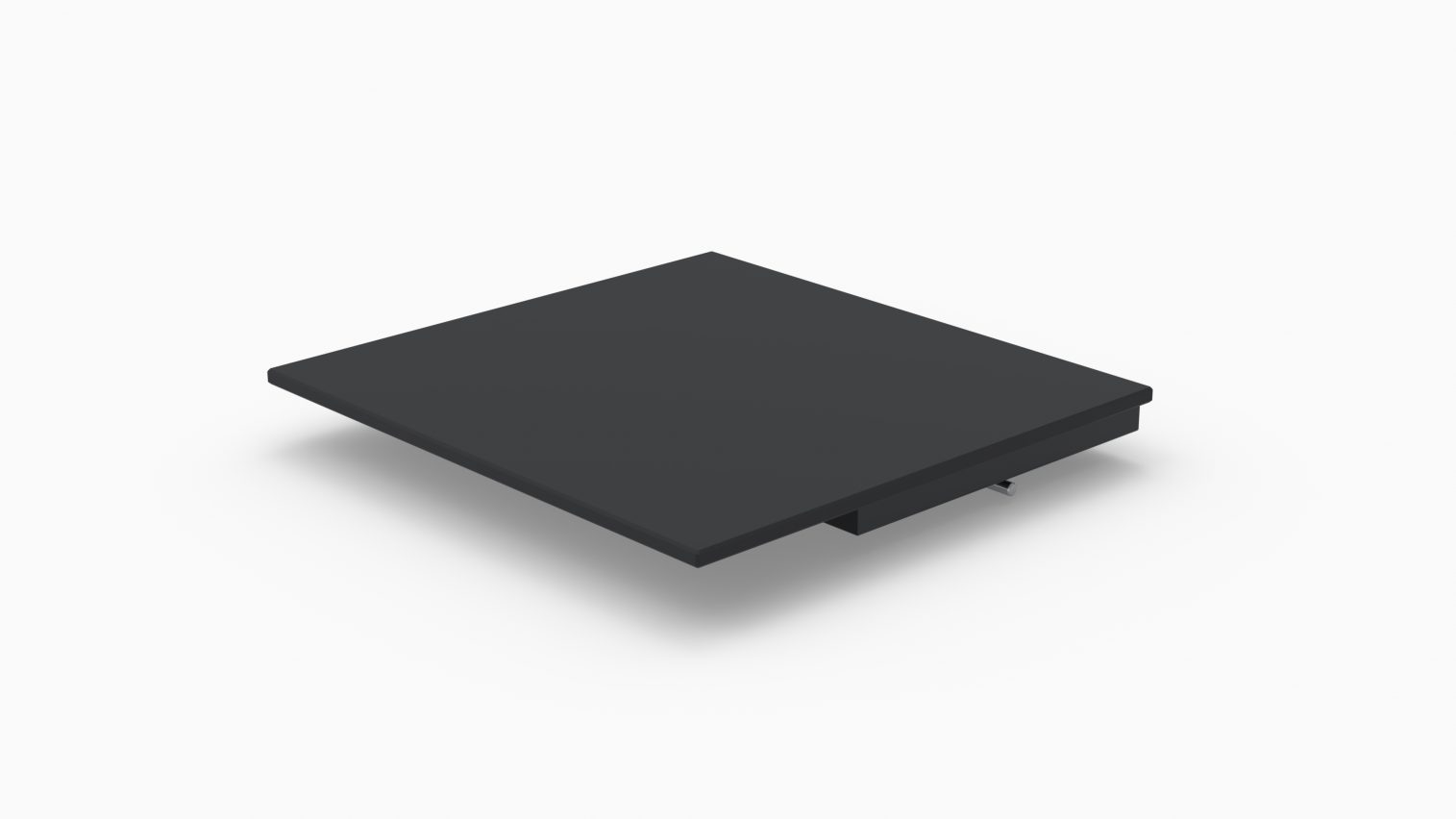 Barlok® Filler Black Acrylic Bar Top x 2