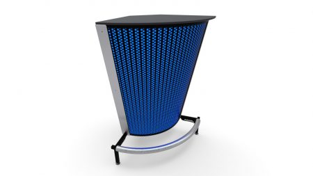 Portable Bar Barlock Standard Radius Corner