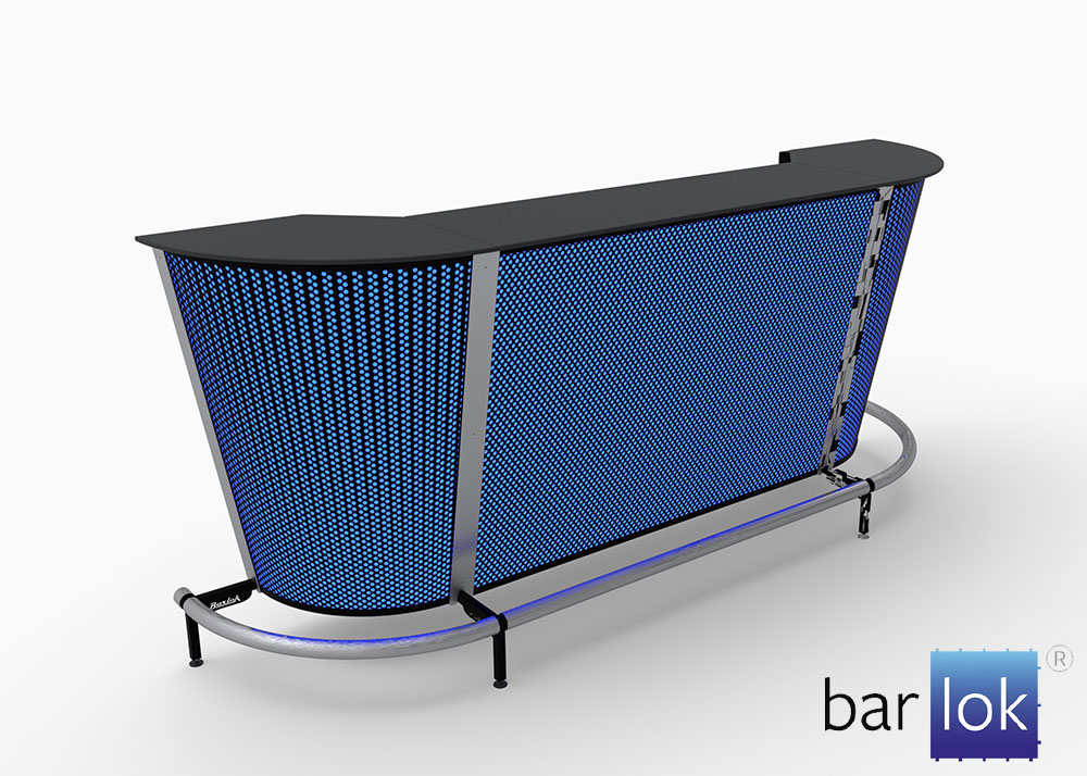 Portable Bar Barlok Happy Hour