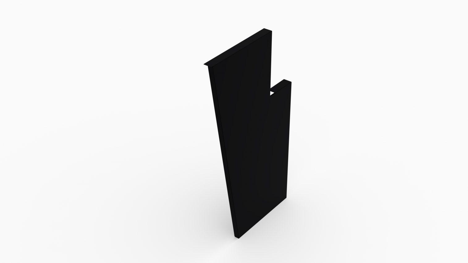 Barlok® End Panel LH x 1
